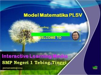 Model Matematika PLSV